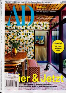 Architectural Digest German Magazine NO 6 Order Online