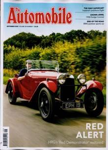 Automobile  Magazine SEP 20 Order Online