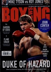 Boxing News Magazine Issue 30/07/2020