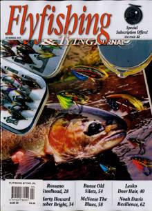 Fly Fishing & Tying Journal Magazine SUMMER Order Online