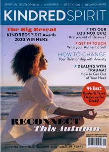 Kindred Spirit Magazine SEP-OCT Order Online
