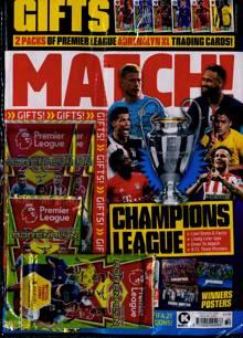 Match Magazine 04/08/2020 Order Online