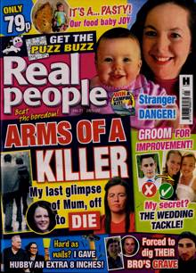 Real People Magazine Issue NO 21