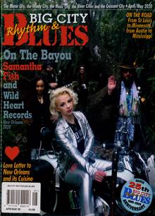 Big City Rhythm Blues Magazine 05 Order Online