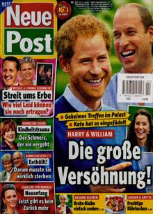 Das Neue Post Magazine NO 22 Order Online