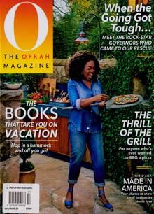 O Oprah Magazine JUL-AUG Order Online