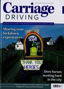 Carriage Driving Magazine JUN-JUL Order Online