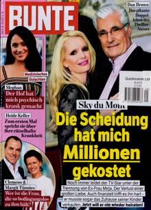 Bunte Illustrierte Magazine NO 29 Order Online