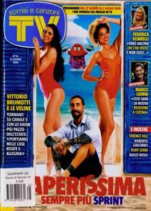 Sorrisi E Canzoni Tv Magazine Issue NO 25