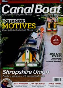 Canal Boat Magazine AUG 20 Order Online
