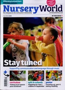 Nursery World Magazine JUL 20 Order Online