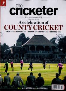 Cricketer Magazine JUL 20 Order Online