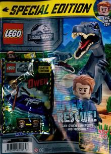 Lego Specials Magazine Issue JURASSIC 7