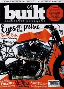 Best Of Biking Series Magazine BUILT Order Online