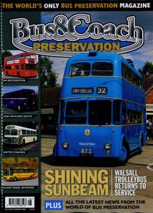 Bus And Coach Preservation Magazine AUG 20 Order Online