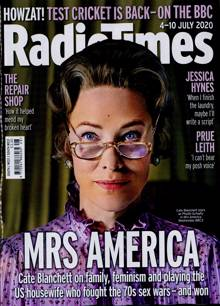 Radio Times South Magazine 04/07/2020 Order Online