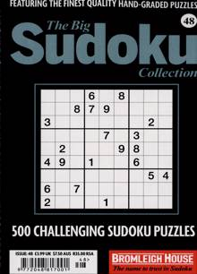 Big Sudoku Collection Magazine NO 48 Order Online