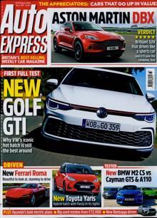 Auto Express Magazine 12/08/2020 Order Online