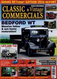 Classic & Vintage Commercial Magazine SEP 20 Order Online