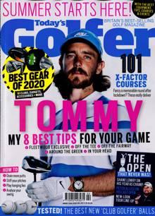 Todays Golfer Magazine NO 402 Order Online