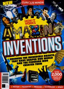 Curious Minds Series Magazine NO 72 Order Online