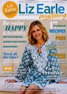 Liz Earle Wellbeing Mag Magazine Issue JUL/AUG 20