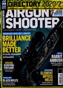 Airgun Shooter Magazine OCT 20 Order Online