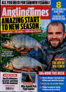 Angling Times Magazine 30/06/2020 Order Online