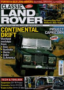 Classic Land Rover Magazine AUG 20 Order Online