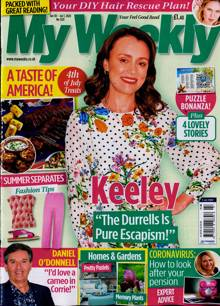 My Weekly Magazine 04/07/2020 Order Online