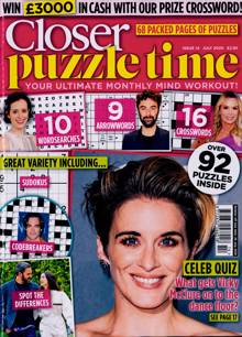 Closer Puzzle Time Magazine NO 14 Order Online