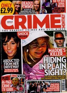 Crime Monthly Magazine NO 16 Order Online