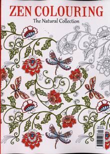 Zen Colouring Magazine Issue NO 44