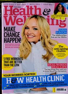 Health And Wellbeing Magazine AUG 20 Order Online