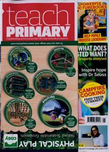 Teach Primary Magazine Issue VOL14/5