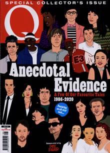 Q Magazine Magazine Issue AUG 20