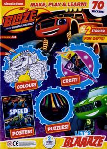 Blaze Magazine NO 44 Order Online