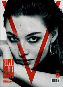 V Magazine Magazine Issue NO 125
