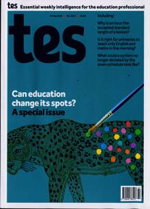 Times Educational Supplement Magazine 29/05/2020 Order Online