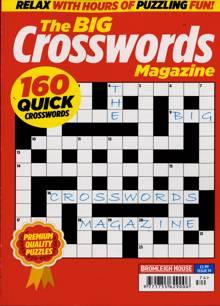 Big Crosswords Magazine NO 74 Order Online