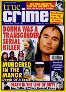 True Crime Magazine OCT 20 Order Online