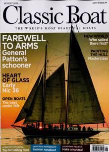 Classic Boat Magazine AUG 20 Order Online