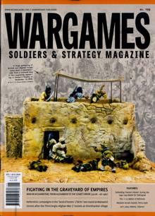 Wargames Soldiers Strat Magazine Issue NO 109