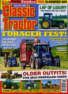 Classic Tractor Magazine AUG 20 Order Online