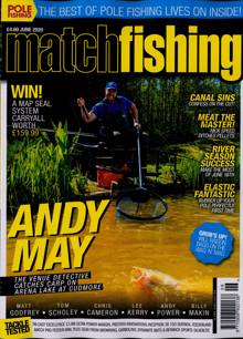 Match Fishing Magazine JUN 20 Order Online
