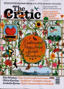 Critic (The) Magazine SEP 20 Order Online