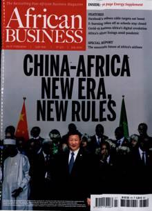 African Business Magazine JUL 20 Order Online