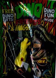 Dino Friends Magazine Issue NO 50