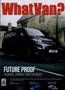 What Van Magazine SEP 20 Order Online