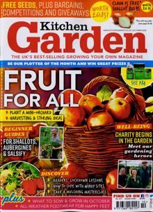 Kitchen Garden Magazine OCT 20 Order Online